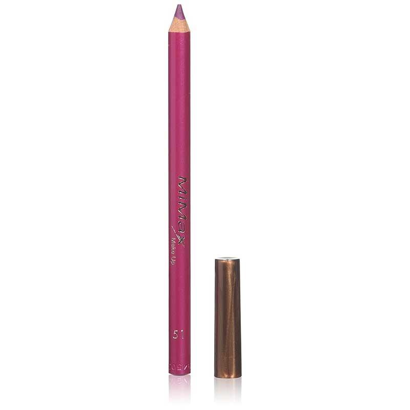 K51 Dark Pink Potlood Lipliner