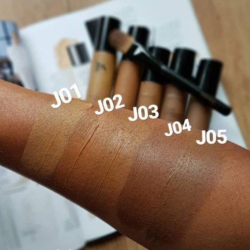 J01 - J05